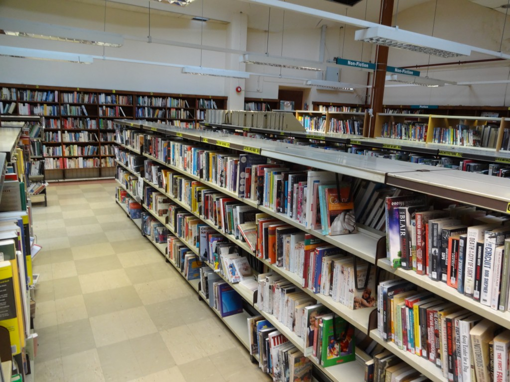 Stoke Newington Library, London