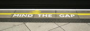86 Mind the Gap