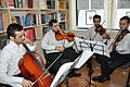 String Quartet by Buyerlerdeqalardim  via Wikimedia Commons
