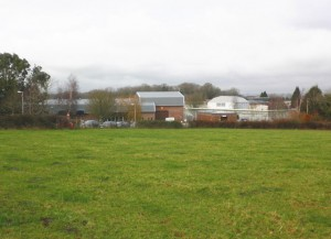 Channing Woods Prison, Denbury. Photo by Roger Cornfoot, from Wikimedia