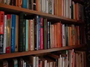 138 Oblique bookshelf