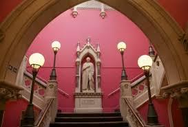 152 RAMM stairs