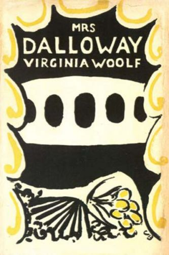 Mrs Dalloway by Virginia Woolf, first edition via WikiCommons