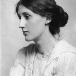 Virginia Woolf in 1902 by George Charles Beresford via WikiCommons