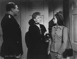 Marjorie Fielding played Mrs Sharpe in the 1951 film The Franchise Affair