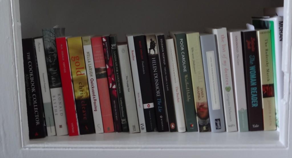 233 TBR shelf
