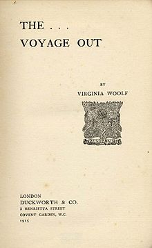 240 Voyage Out 1st ed 1915