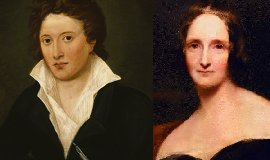 250 Mary and Percy Shelley