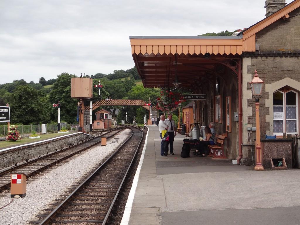 43 station