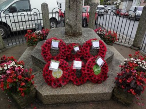 115 poppy wreaths