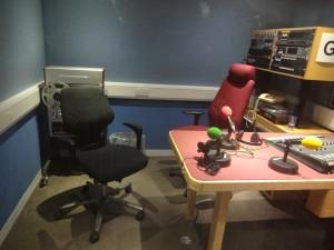 124 empty studio