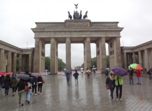 Brandenburg Gate, May 2014