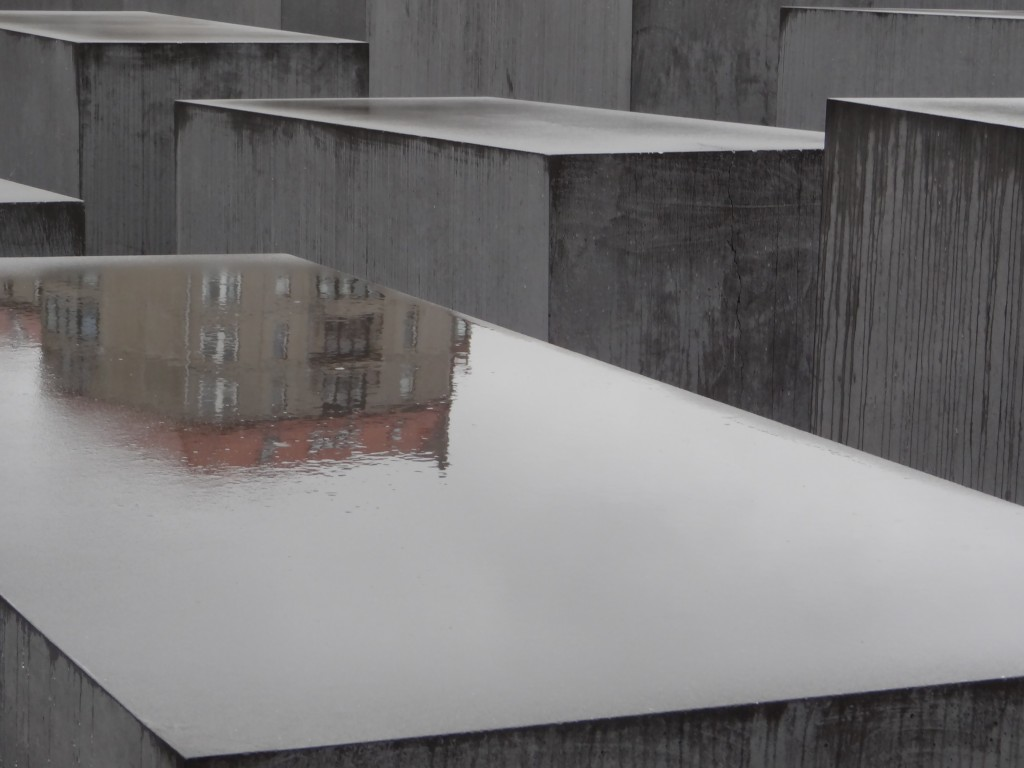 Holocaust Memorial, Berlin, May 2014