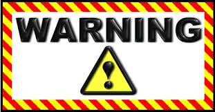 141 warning!