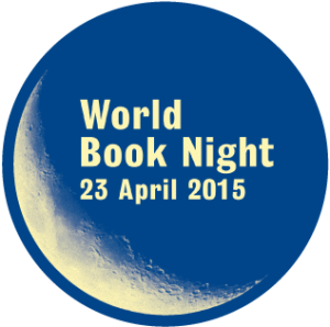 169 World Book Night logo