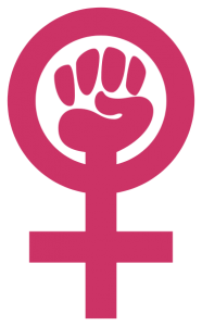 175 Womenppower symbol