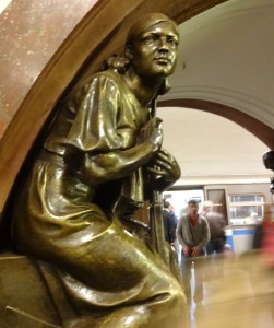 Moscow Metro, Revolution Square