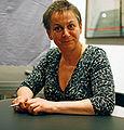 Anne Enright in 2008 by Hpschaefer via WikiCommons