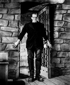 From Frankenstein, 1931
