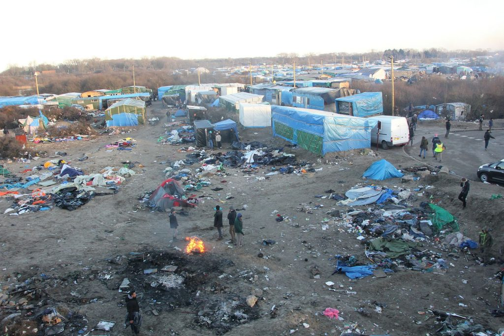 Calais overview via WikiCommons January 2016 by Malachy Browne